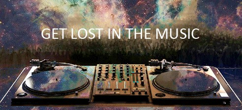 GET LOST IN THE MUSIC